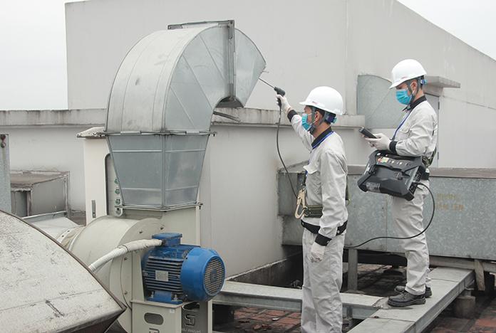 Công ty quan trắc môi trường chi nhánh tại Bắc Giang
